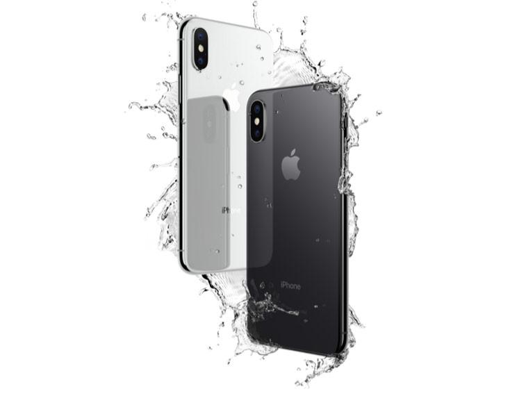 אייפון X עמיד למים