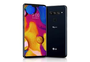 LG מציגה את מכשיר הדגל LG V40 ThinQ