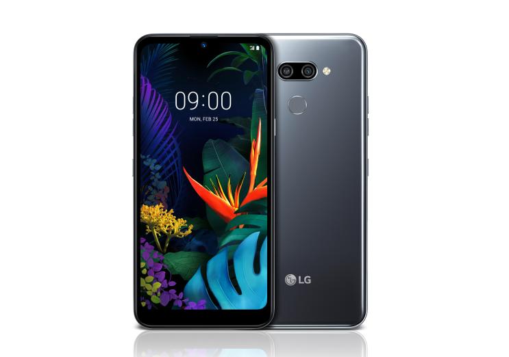 LG חושפת את מכשירי השוק הנמוך LG K40 ו-K50