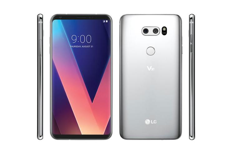 מה צפוי ב-LG V30