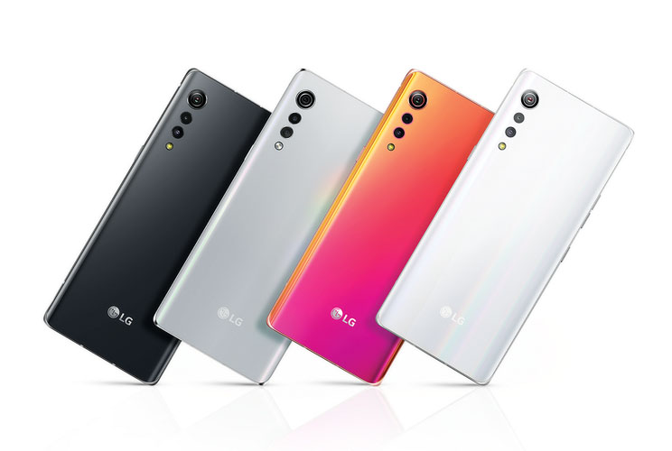 LG חושפת את מפת עדכוני התוכנה האחרונה לסמארטפונים שלה