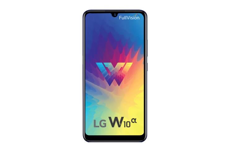 LG מכריזה על סמארטפון השוק הנמוך LG W10 Alpha