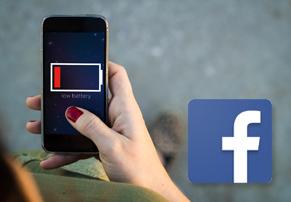 הסוללה בנייד נגמרת? יכול להיות שאפליקציית Facebook אשמה