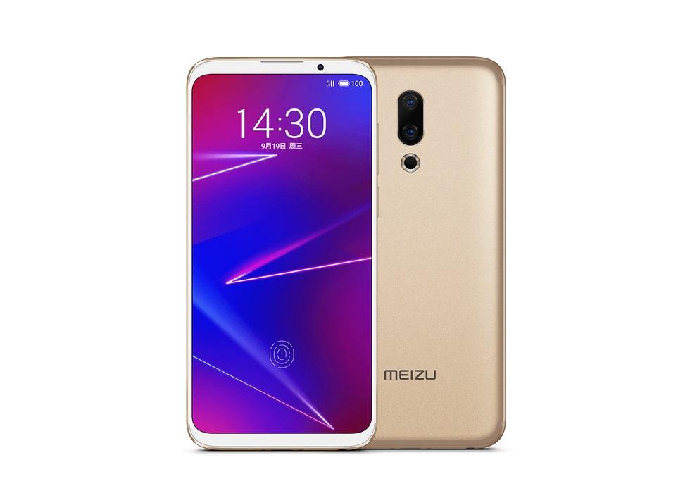 הודלף: זהו העיצוב ומפרטו של ה-Meizu 16Xs; יוכרז ב-30 במאי
