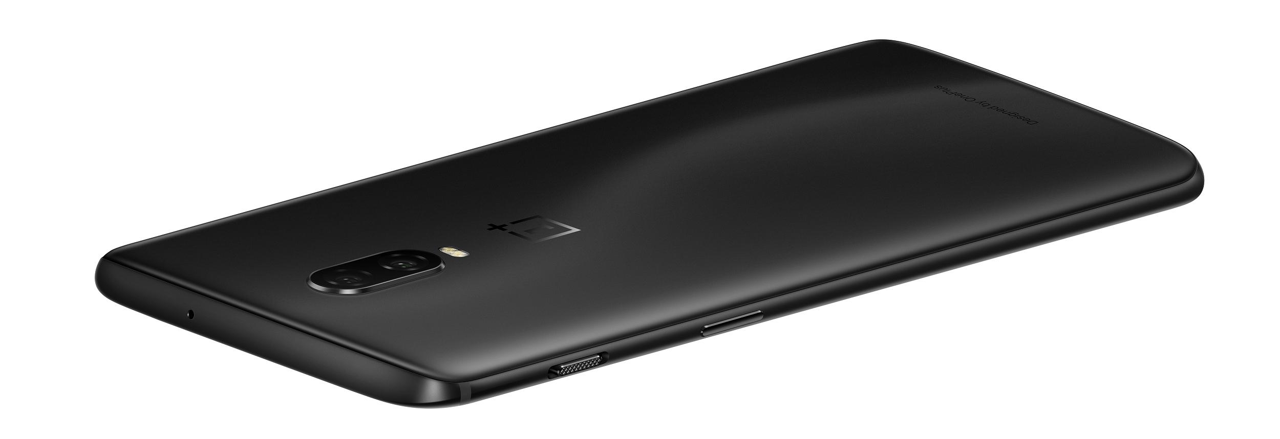 OnePlus 6T - אותה גברת בשינוי אדרת