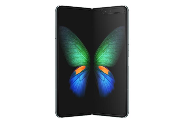 סמסונג מציגה את הסמארטפון המתקפל Galaxy Fold
