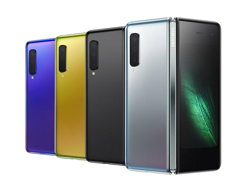 הסמארטפון המתקפל Galaxy Fold מגיע לישראל במחיר גבוה במיוחד