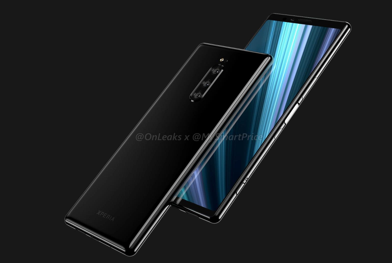 סוני תציג ב-MWC 2019, עשויה לחשוף את Xperia XZ4