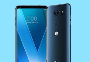 LG מכריזה על ה-V30