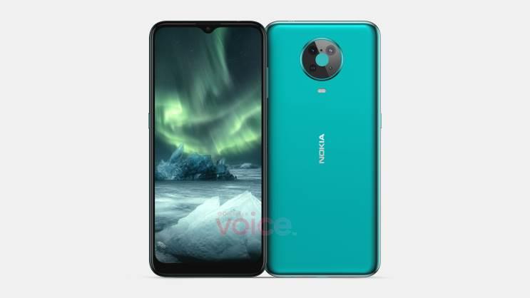 הודלף: זהו ה-Nokia 6.3/6.4