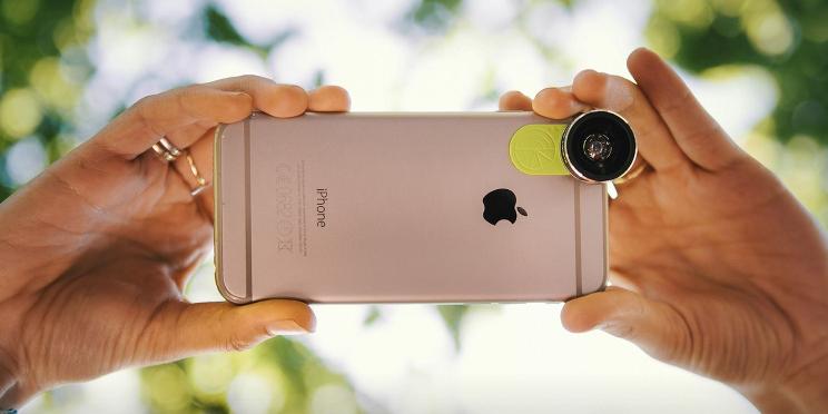 הפכו את הסמארטפון למצלמה