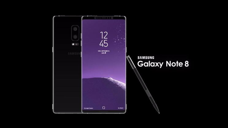 מה צפוי ב-Galaxy Note 8