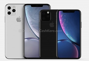 הודלף: סדרת iPhone XI תושק בספטמבר, Galaxy Note 10 באוגוסט