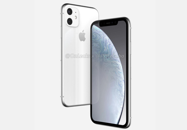 הודלף: כך יראה iPhone XR 2019 (או iPhone XIR)