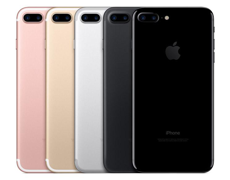 אפל מציגה: iPhone 7 עמיד במים, iPone 7 Plus עם עדשה כפולה