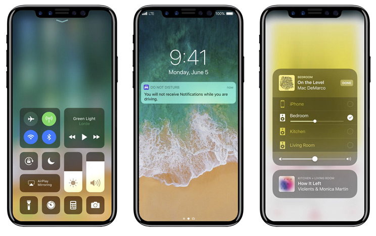אייפון X - בקרוב