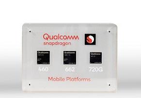 קוואלקום חושפת את מערכות השבבים Snapdragon 720G, 662 ו-SD460