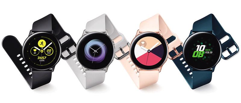 הודלף: Galaxy Watch Active 2 יוכל לבצע בדיקת אק