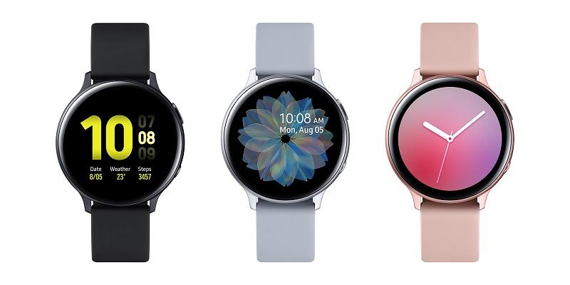 סמסונג משיקה בישראל את השעון החכם Galaxy Watch Active 2