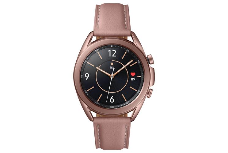 סמסונג מכריזה על השעון החכם Galaxy Watch 3