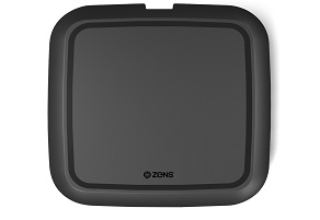 סקירה מקצועית – Zens Single Fast Wireless Charger 10W Black