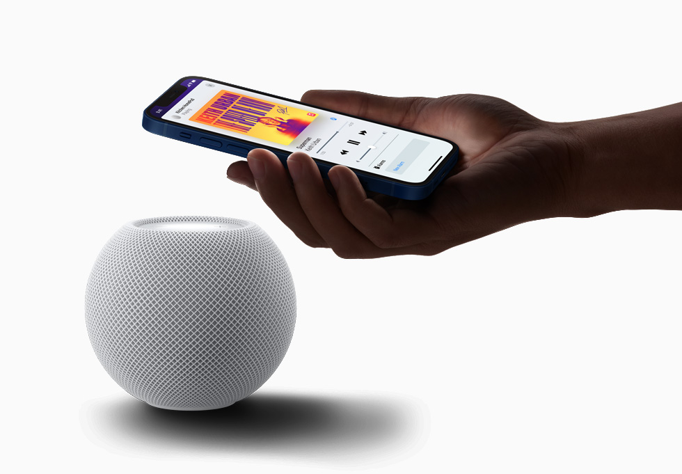 הוכרז: הרמקול החכם Apple HomePod Mini - WiseBuy