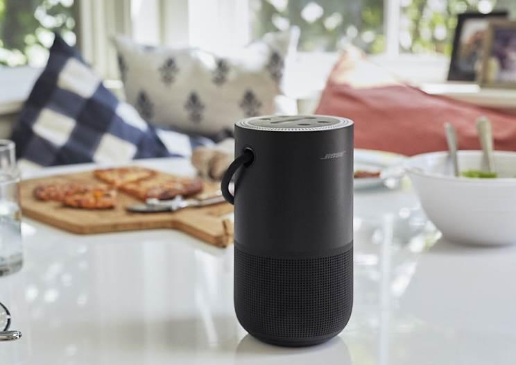 הוכרז: Bose Portable Home Speaker - רמקול בלוטות' נייד וחכם
