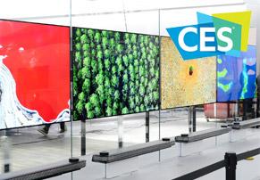 חדשות CES: העתיד המחובר של LG