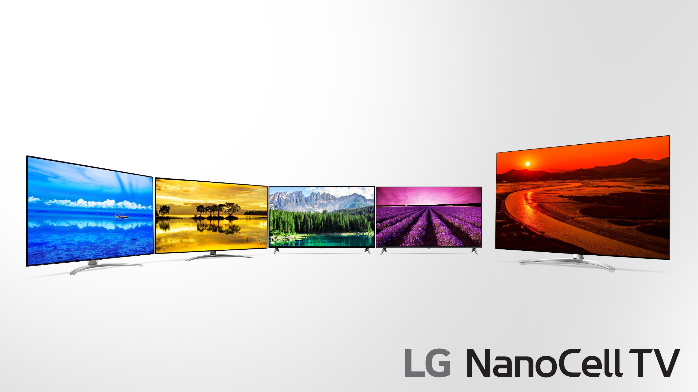 LG משיקה אפליקציית אירווזיון למשתמשי הטלוויזיות החכמות שלה