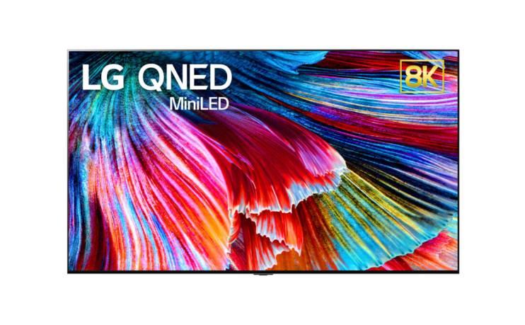 רשמי: סדרת מסכי הטלוויזיה LG QNED MiniLED תחשף ב-CES 2021