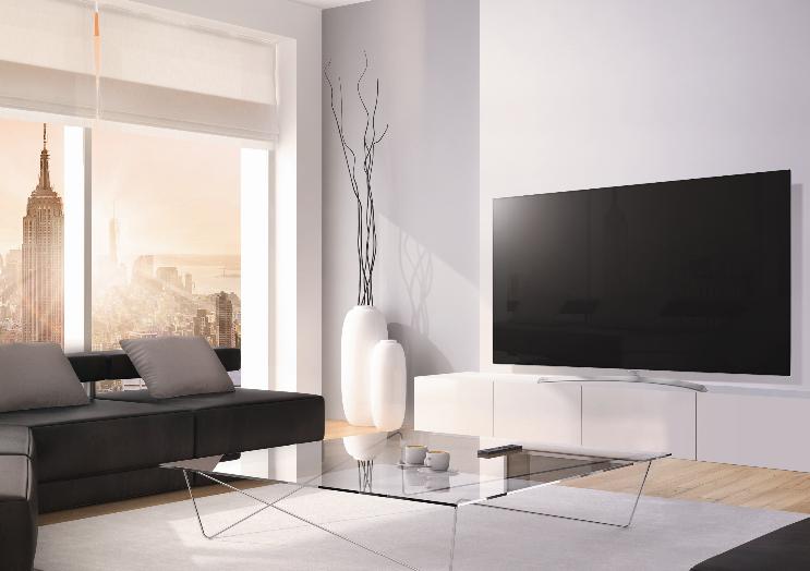 הטלוויזיות החדשות של LG