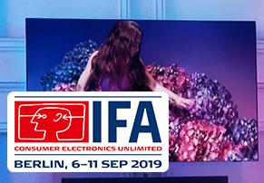 פיליפס מציגה טלויזיות, מוצרי אודיו ובריאות בפתח תערוכת IFA בברלין