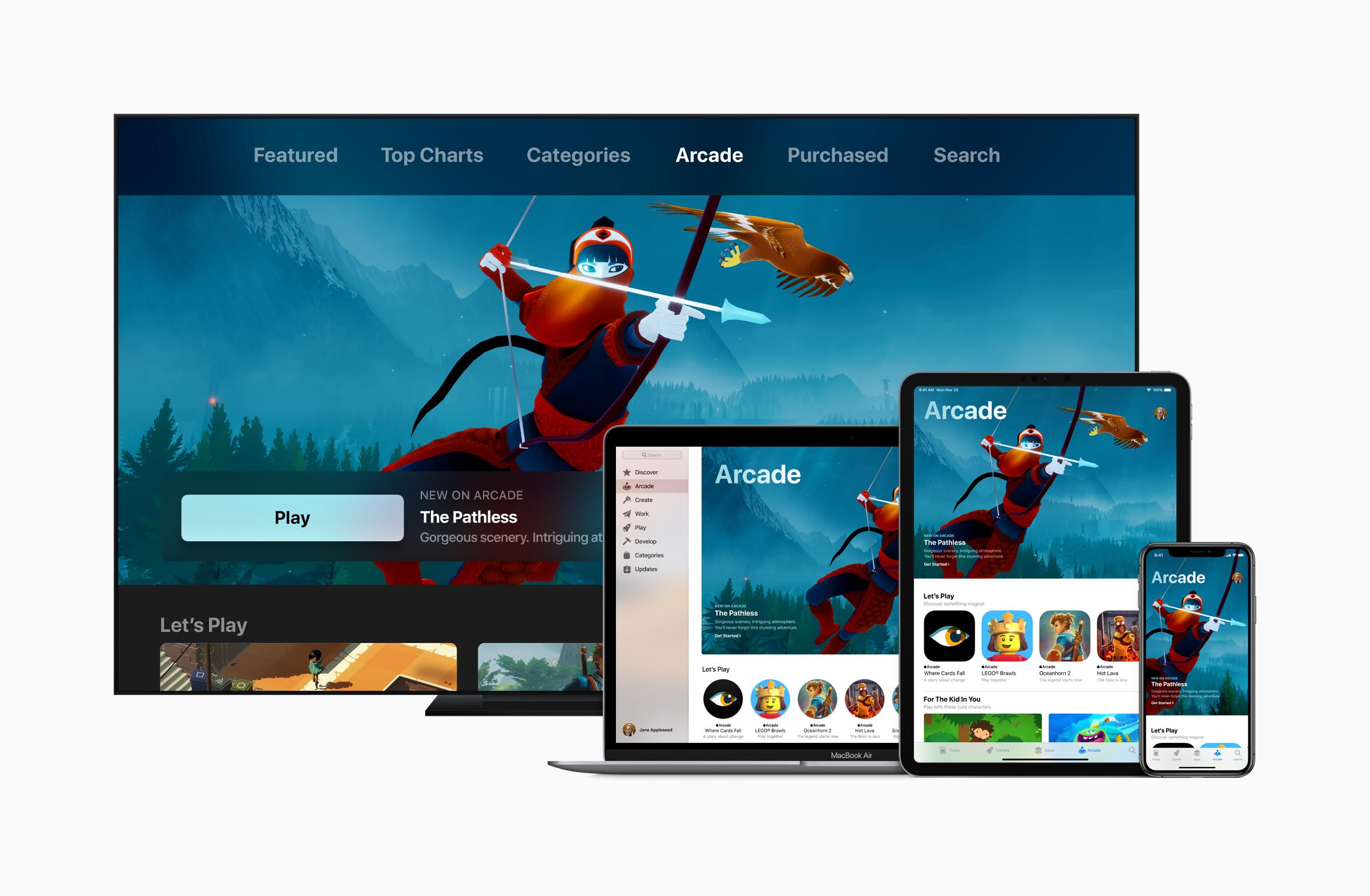 Apple Arcade יושק החודש ו-Apple TV Plus בנובמבר, אלו המחירים