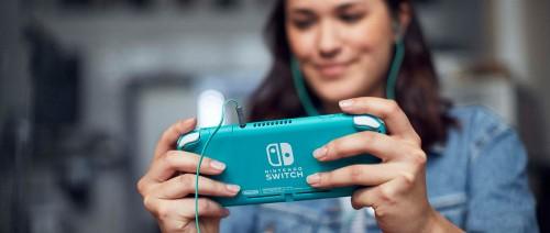 נינטנדו מכריזה על קונסולת ה-Nintendo Switch Lite
