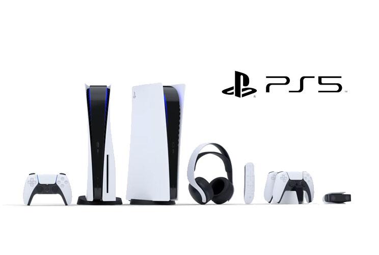 סוני הציגה את ה-PS5