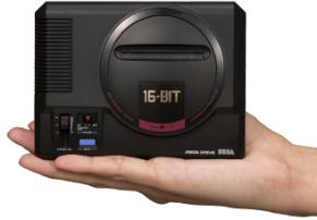 Sega מצטרפת לטרנד: תשיק קונסולת רטרו בסוף השנה