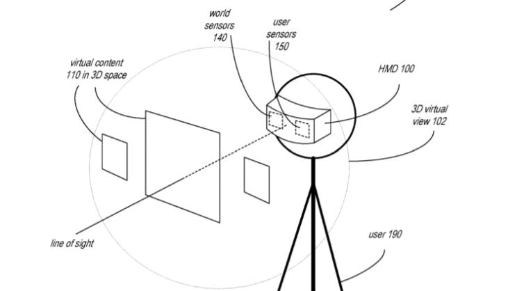 פטנט חדש של אפל מאשר את עבודתה על משקפי מציאות מעורבת