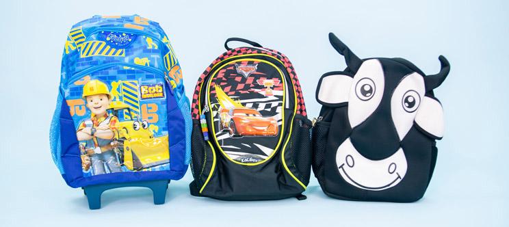 חזרה לבית הספר: איזה תיק מתאים לכם?