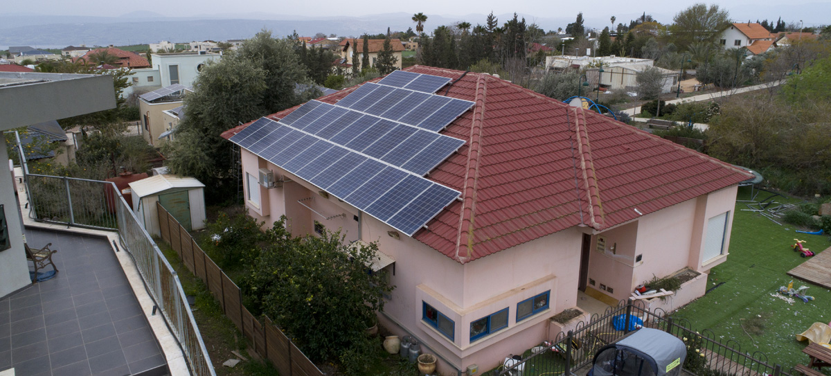הגדול האם משתלם להתקין פאנלים סולאריים? - WiseBuy NV-15
