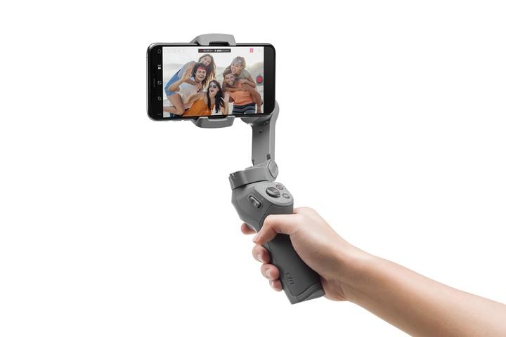 DJI מכריזה על הגימבל המתקפל Osmo Mobile 3