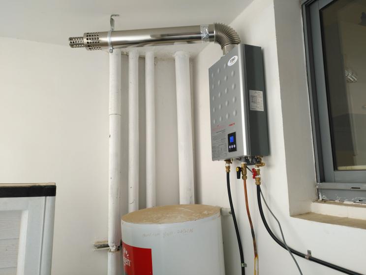 האם משתלם לחמם מים בגז - שנתיים אחרי
