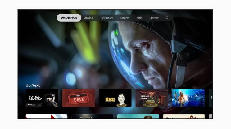 אפל משיקה את שירות הסטרימינג Apple TV Plus עם כתוביות בעברית