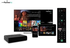 אפליקציית פרטנר TV מגיעה לטלוויזיות החכמות של סמסונג