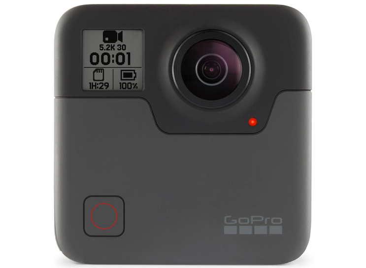 מצלמת ה-360 של גופרו הגיעה לארץ