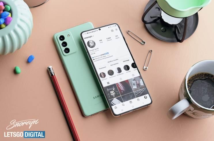 סמסונג עשויה להכריז על ה-Galaxy S21 FE