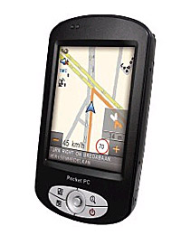 במכשירים החדשים יותר מקלט ה-gps ממוקם בתוך המכשיר, מה שמונע סרבול בגוף המכשיר