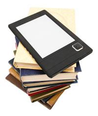 חשוב לבדוק כמה כותרים מוצעים עבור הספר האלקטרוני והאם תהליך הרכישה קל ונוח