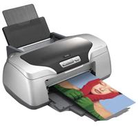 להדפסת תצלומים באיכות גבוהה כדאי לבחור בגודל טיפה של 5-3 פיקוליטר