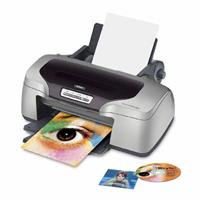סוגי המדיות האפשריות כוללים ניירות שונים, ויש מדפסות שמדפיסות גם על גבי תקליטור