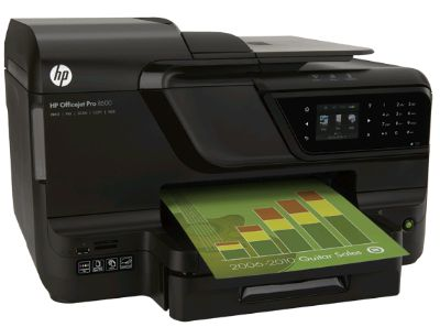 HP Officejet Pro 8600 e-All-in-One Printer (CM749A)‏